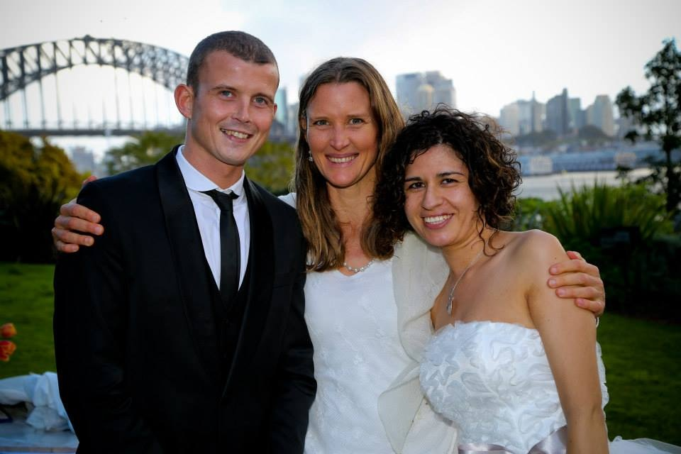 getting married in Sydney