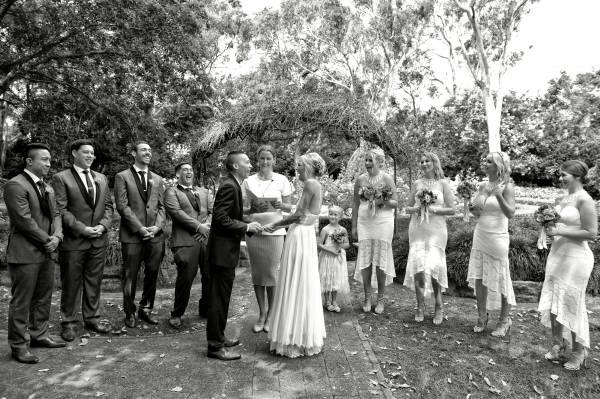 wedding drone