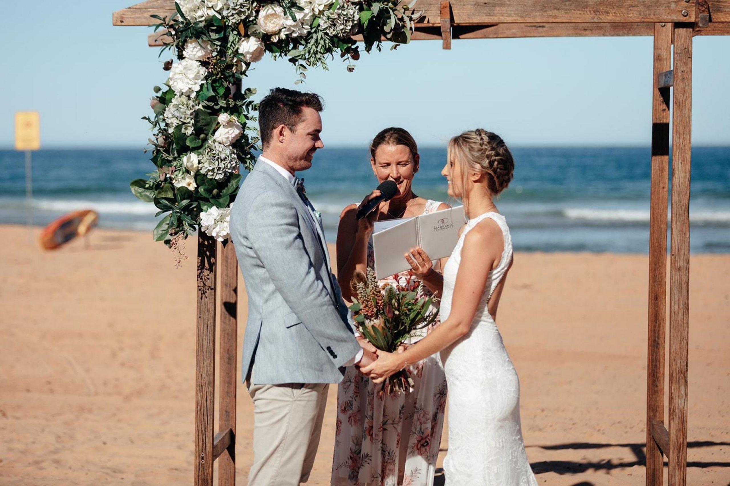 Northern Beaches Marriage Celebrant