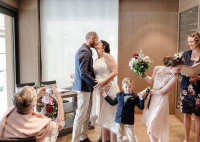 Park Hyatt Wedding Celebrant Circular Quay