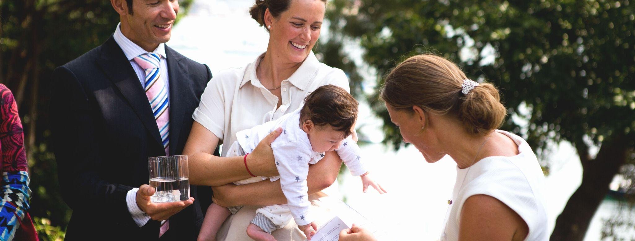 Sydney Baby-Naming Celebrant