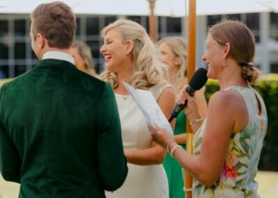 Royal Botanical Gardens Wedding Celebrant