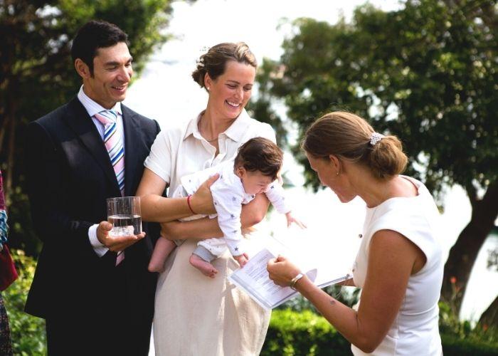 Wedding Ceremony Mckell Park