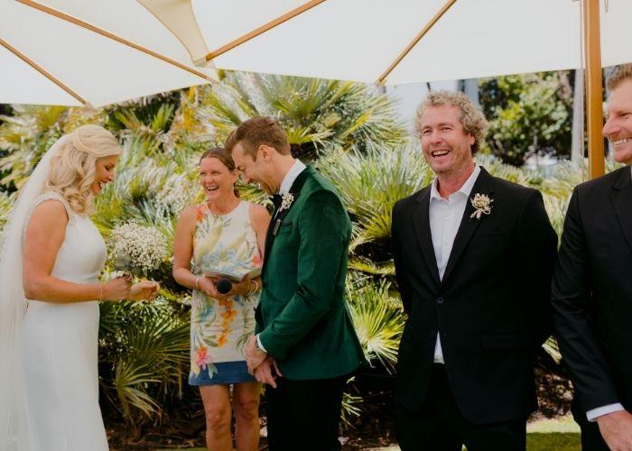Outdoor Wedding Umbrellas