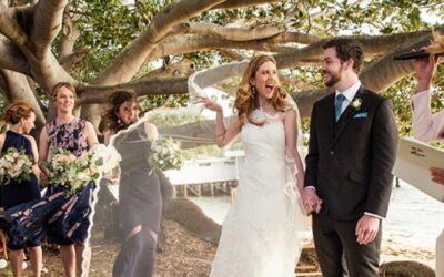 The One Thing Every Outdoor Wedding Ceremony Must Have